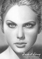 Taylor Swift 15 close up by Hong-Yu