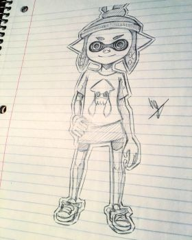 YOU'RE A KID YOU'RE A SQUID by Hyoi-Geinin