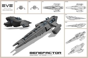 Benefactor by CosmoS6173