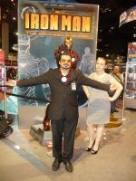 I am Iron Man by Adamantium84
