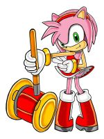 Amy Rose by infosonic