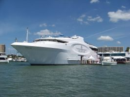 Mega Art Show Yacht by Dream-finder