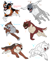 Cheap Ginga adopts[4/6 OPEN] by SAdoptsS