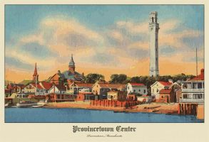 Provincetown Center by ironman8855
