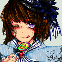 ID: Mad Hatter Aikii by Aii-luv