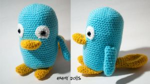 Working on... Perry! by Anxocunningham