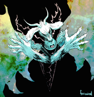 god of hyperdeath by FerioWind