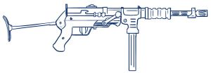SMG design by bribble