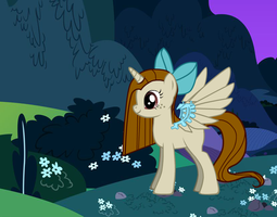 Me in Pony Form by Kogalover4ever