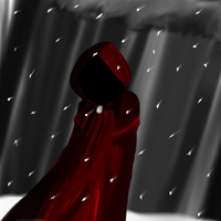 Lil Red Riding Hood by AngelKittyChan