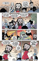 Betty Boop Dynamite Comic #3 (Page 18) by Rapper1996