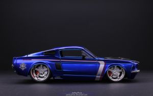 Another Mustang by joerayphoto