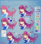 Step By Step - Coloring in SAI TUTORIAL by Saviroosje