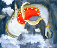 The Wind Fish by Lythiia