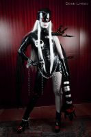 Digimon Cosplay: LadyDevimon by Khainsaw