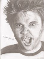 Ray William Johnson by hannalizz