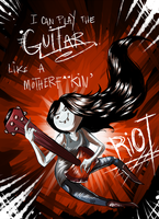 marceline by FailTaco
