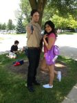 Dora And Rick by harus-only-love