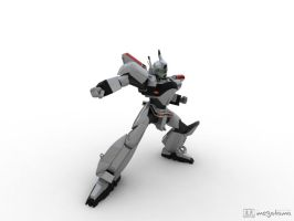 AV-98 Ingram Patlabor by megatama