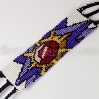 Starmie 1.5 inch Friendship Bracelet - New Version