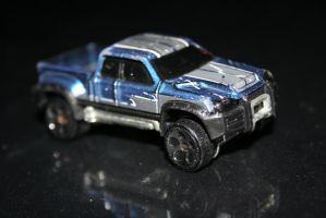 Hot Wheels Photo: Mega-Duty by TheBlueFighter