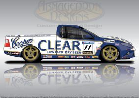 Clear to race by ArmageddonDesigns