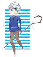 RotG: Jack Frost by hothot2223458