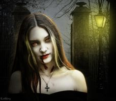 Welcome to the gates of Hell by katmary
