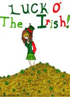 Luck O' The Irish! by b3oe
