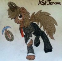 ASFJerome by RarityForever