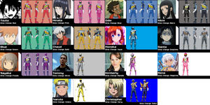 Crossover Dino Charge V2 for NeoduelGX by AdrenalineRush1996