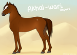 Akhal-Wari Import 55 by soulswitch