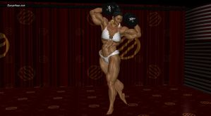 Sanya, anvil's and dumbbell's show 024 by eurysthee