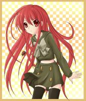 Collab: Shakugan no Shana by Lindajing