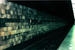 opatov subway by mshernock