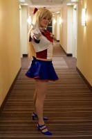 Sailor V at the CON-G! #6 by Lightning--Baron