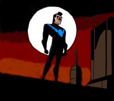 Nightwing by DCFangirl01