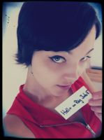 Fansign - Hello to Big Job E by Esarina