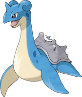 Lapras Normal Coloration