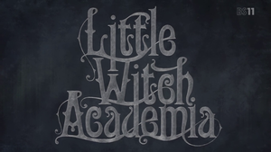 Little Witch Academia by Fu-reiji