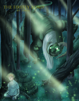 Edward and the Firefly Lord by shylittleghost