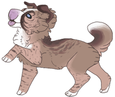 cutie comm: papermutt by coyotesoot