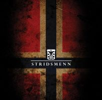 Stridsmenn CD Cover by axxon