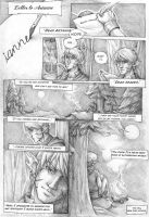 Letter to Arianne 1/4 by Velnna