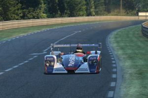 B S-pec 24 Hours of Le Mans: Hour 4 by K9RASArt