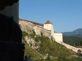 Rasnov Fortress - Tower picture by A-Xander