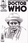 Doctor Who, aka Sylvester McCoy by Simon-Williams-Art