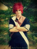 Gaara - Now I'm Mad! by BuruTsuin