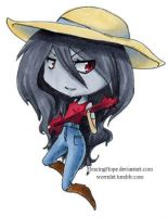 Marceline the Vampire Queen by BettyPimm