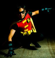 Young Justice: Robin by RodneyJGPhotos